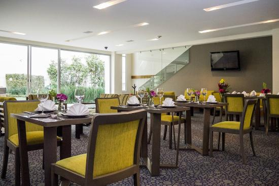 Ventura Hotel and Suites By Dominion: restaurant