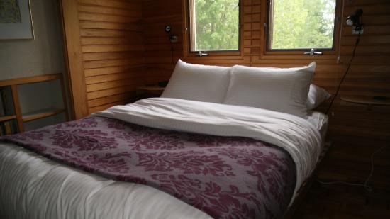 Windham, VT: Woods Edge Room