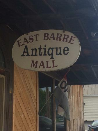 ‪East Barre Antique Mall‬