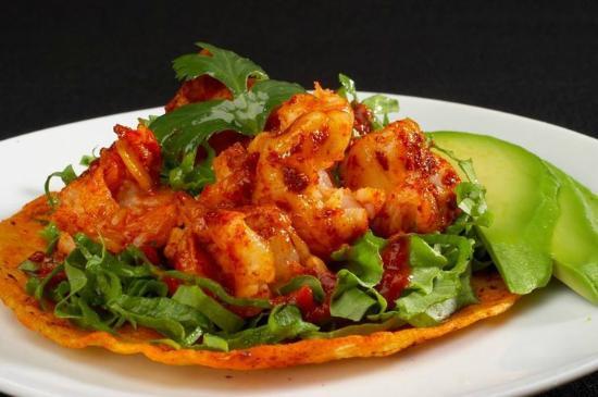 Sky's Gourmet Tacos.