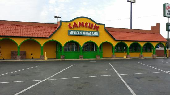 ‪Cancun Mexican Restaurant‬