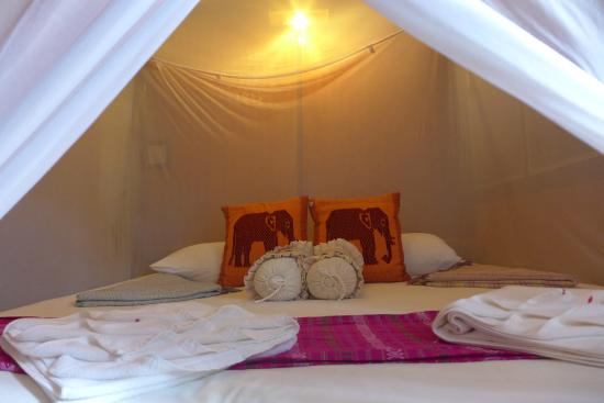 Viking Natures Resort: bed