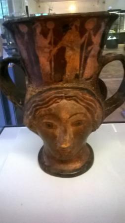 Padula, Italy: museo archeologico