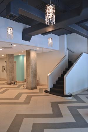 Miami Sun Hotel: Lobby