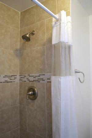 Miami Sun Hotel: Shower