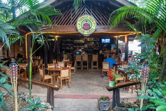 Mango Inn: Restaurant
