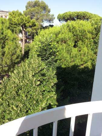Hotel Corallo: Balconcino, esterni, bagno