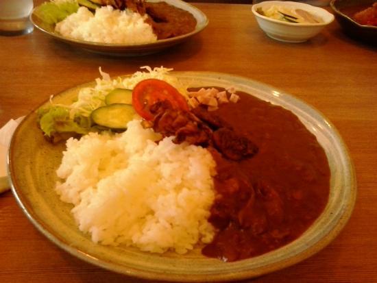 Michi-no-Eki - Meiho: きのこのカレー
