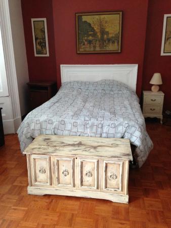 Hamilton Guesthouse : Henrietta room