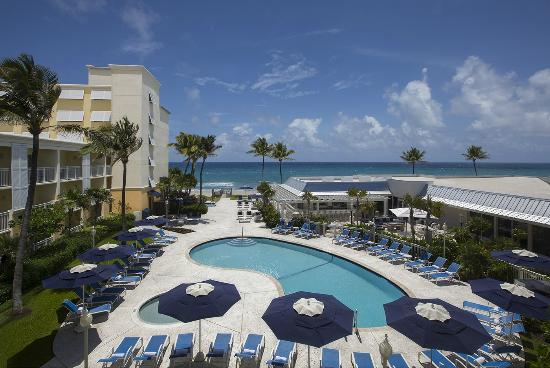 Delray Sands Resort on Highland Beach: Delray Sands