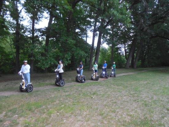 Westland, MI: Segwaying into the dark