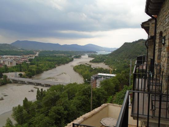 Hotel Villa Romanica : Veiw from room