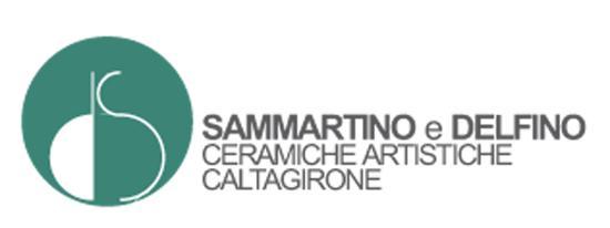Ceramiche Artistiche  Sammartino e Delfino: LOGO