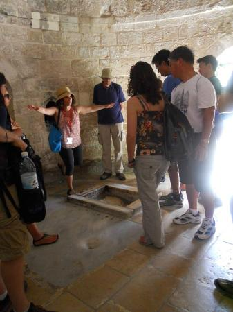 Israel with Naomi - Private Tour Guide