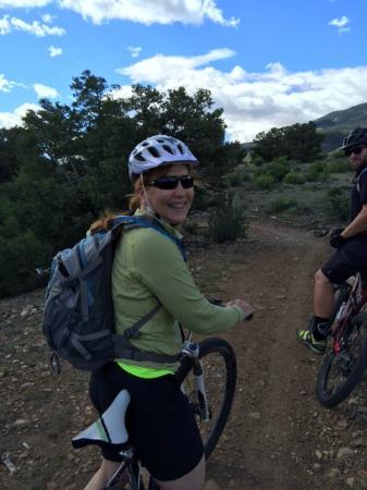 Rocky Mountain Outdoor Center: Mountain biking