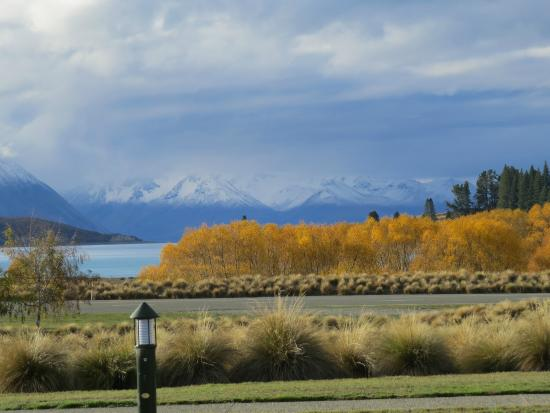 Lakeview Tekapo: View from room