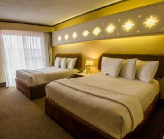 Americas Best Value Inn - Posada El Rey Sol: Double Full Bed Room