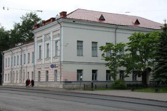 Архиерейский дом 1819-1898 гг