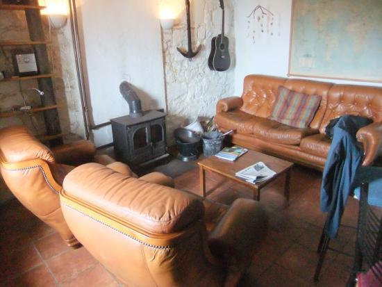 De knusse woonkamer - Picture of No 5, Tarbert - TripAdvisor