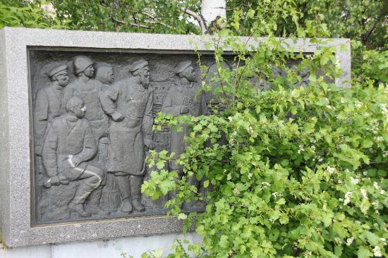 Monument to Roman Kulikov