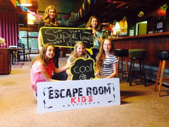Escape Room Kids Picture Of Escape Room Kids Amsterdam Tripadvisor
