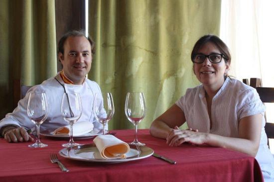 El Yantar de Gredos Hotel Rural: RESTAURANTE/