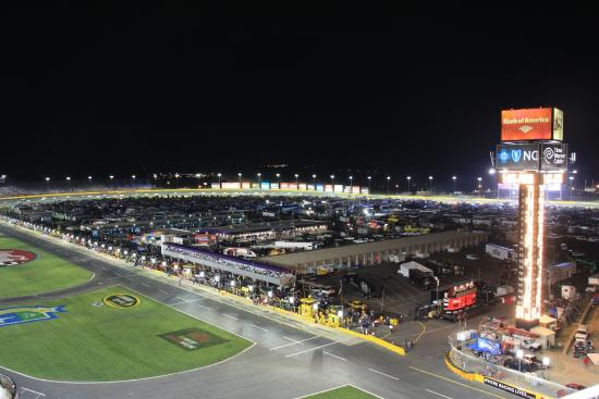 Start of the charlotte coca cola 600 picture of for Charlotte motor speedway tours