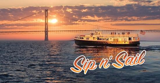 Sip n' Sail Cruises: Arnold Mackinac Island Ferry
