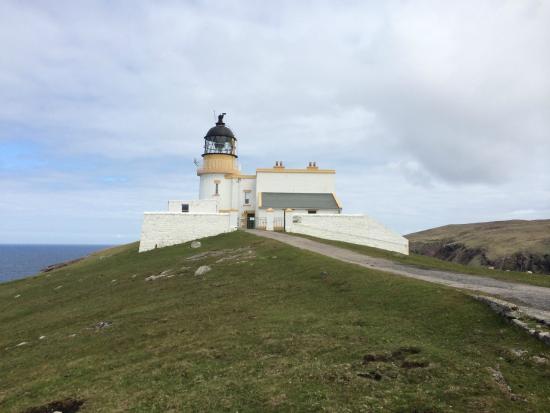 Drumbeg Loop: Stoer Lighthouse