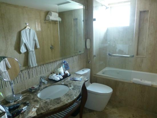Sheraton Guayaquil Hotel : Baño