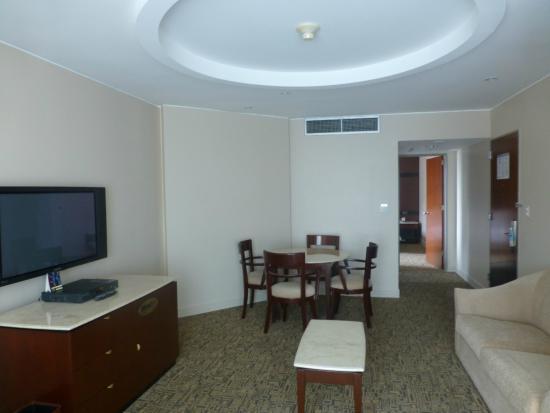 Sheraton Guayaquil Hotel : Sala