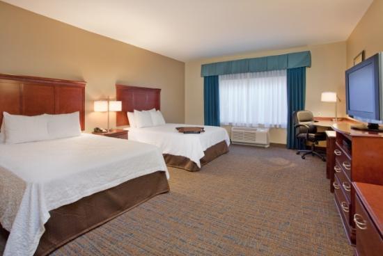 Hampton Inn & Suites Omaha Southwest/La Vista: ADA Two Queen