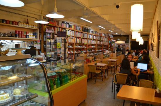 Exlibris Cafe libros