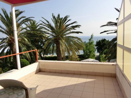 Villa Pitomcia : terrace