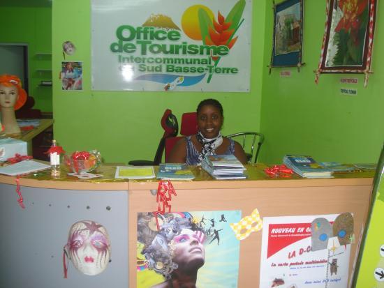 Office de Tourisme Intercommunal du Sud Basse-Terre