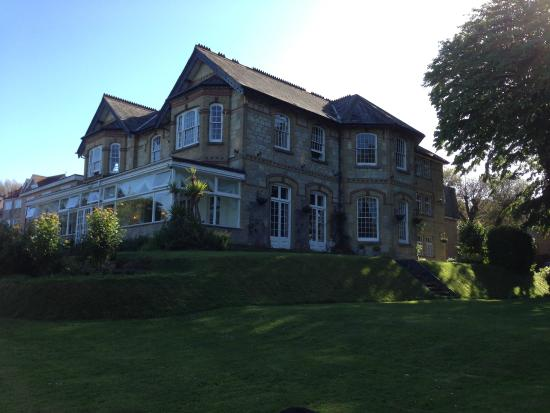 Luccombe Manor Country House Hotel: hotel
