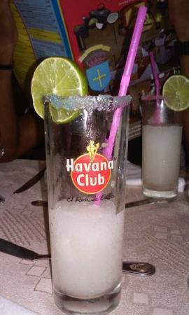 Limonada en El Asturianito