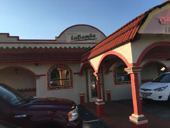 La Bamba Mexican Cafe: Enterprise La Bamba