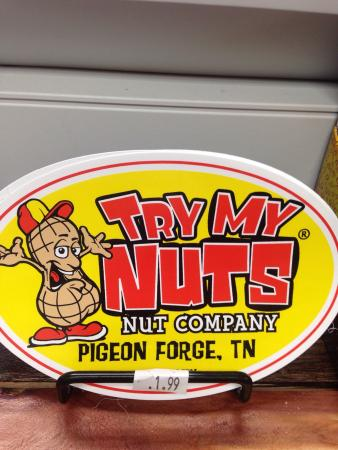 Try My Nuts Company