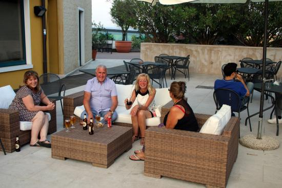 Best Western Hotel Antico Termine: more outdoor relaxing