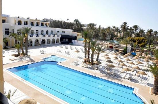 Cuisiniers picture of diana beach hotel zarzis for Hotels zarzis
