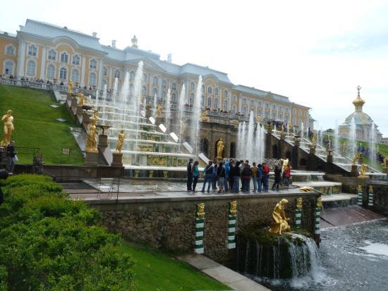 Guide Guru Private Day Tours : peterhof