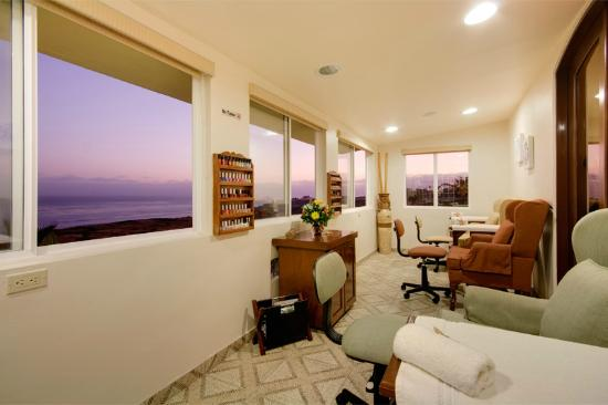 Spa Ventana al Mar: Sunset pedicure