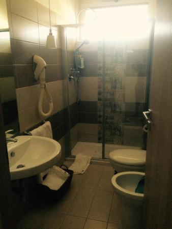 Hotel Pino Al Mare: Bagno