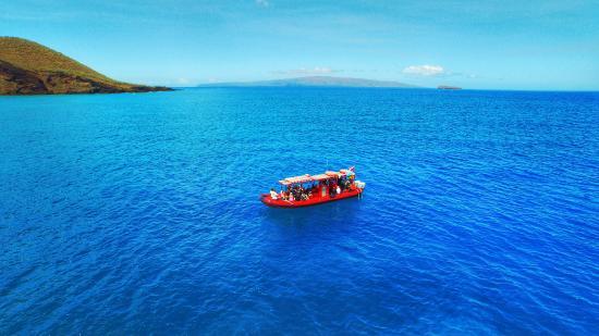 Redline Rafting Co.: makena