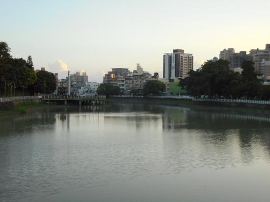 金狮湖风景区