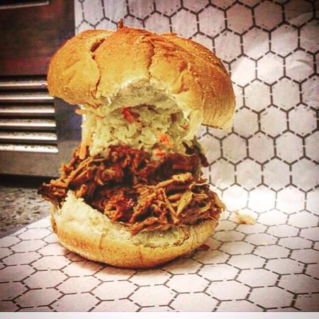 Έσεξ, Κονέκτικατ: Porky Pete's BBQ