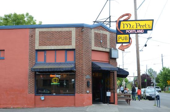 McPeets Portland Pub  Restaurant Reviews, Phone Number amp; Photos