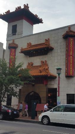 Tony Cheng S Restaurant Washington Dc Dc