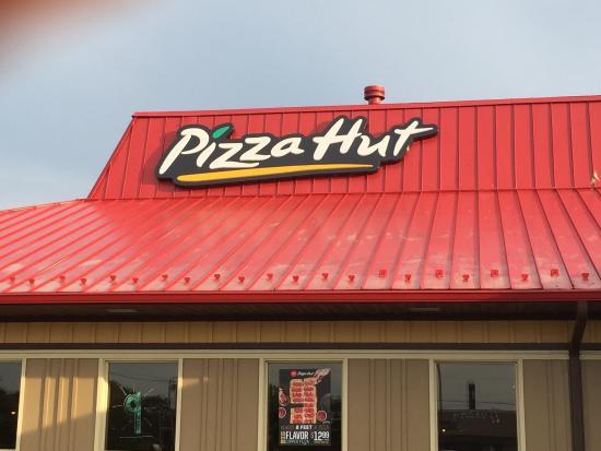 Kewanee, อิลลินอยส์: Pizza Hut